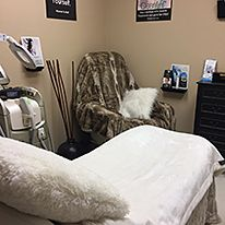Ellis Esthetics office interior photo
